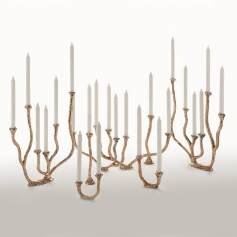 The Invisible Collection Alga Candle Holder Osanna Visconti