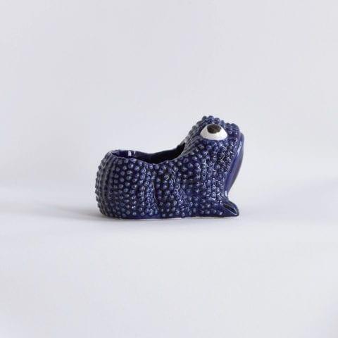 Baby Frog Bleu de Sèvres