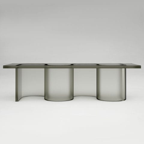 Table Basse Murano Translucide