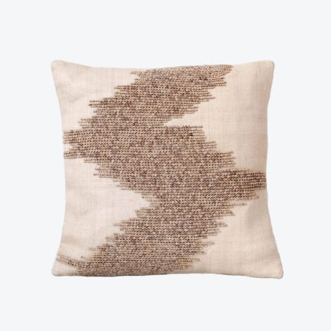 Wave Beaded Cushion Cover