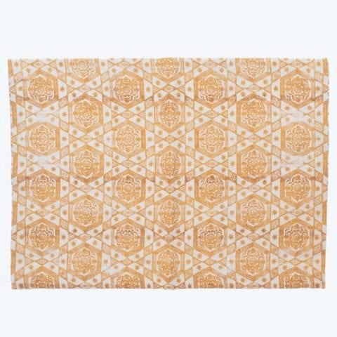 Etoiles Gold Placemat
