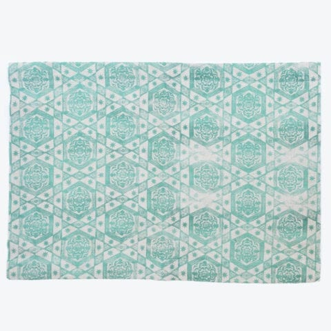 Etoiles Green Placemat