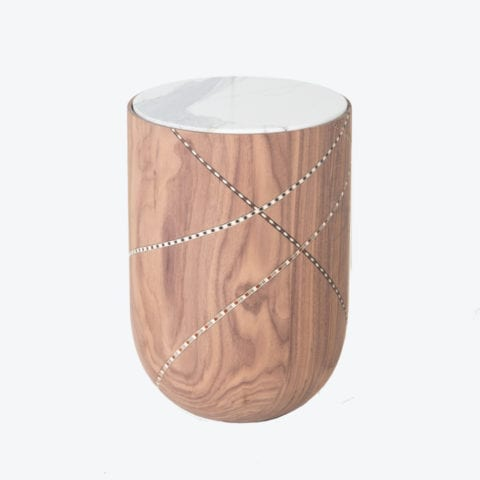 Funquetry Swirl Side Table
