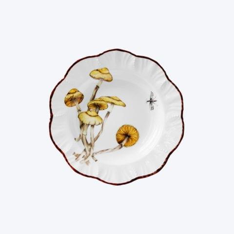 Les Champignons – Soup Plate