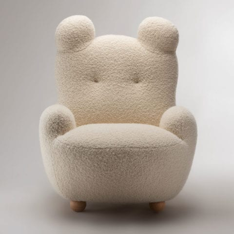Fauteuil Papa Ours