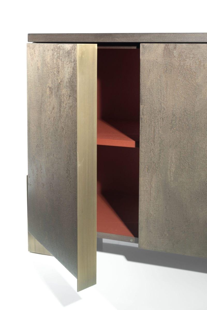 The Invisible Collection - Pierre Bonnefille - Enfilade Bloc Partition Bronze