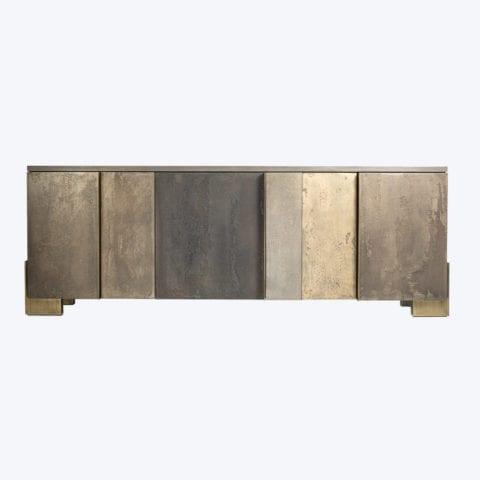 Bloc Partitions Bronze Sideboard