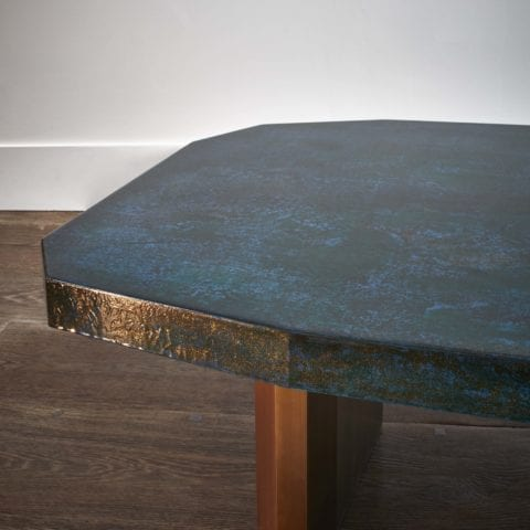 The Invisible Collection Pierre Bonnefille - Table Basse Polygone