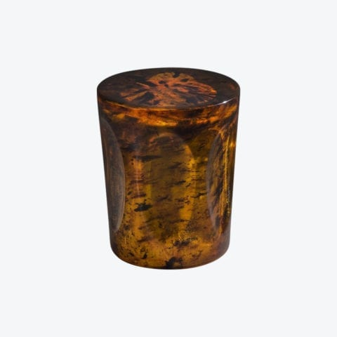Scottie End Table Amber