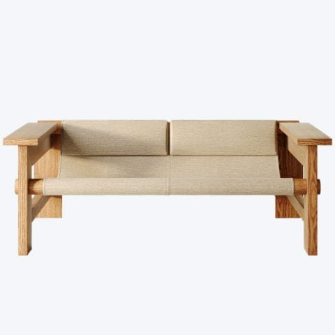 2020.01 Sofa Two-Seater
