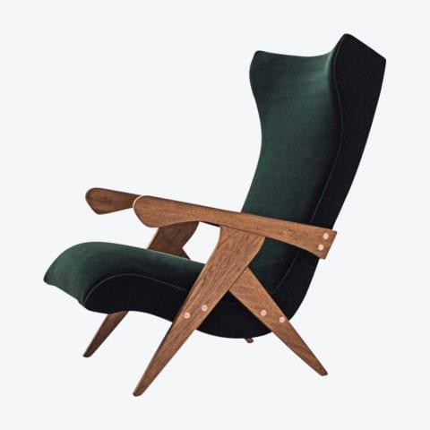 Cuca Armchair