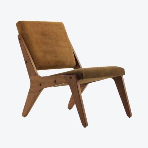 H Armchair Without Arms