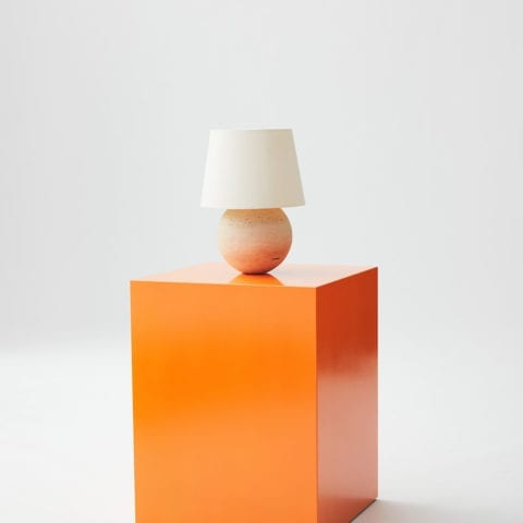 The Invisible Collection - Louise Liljencrantz - Frank Table Lamp