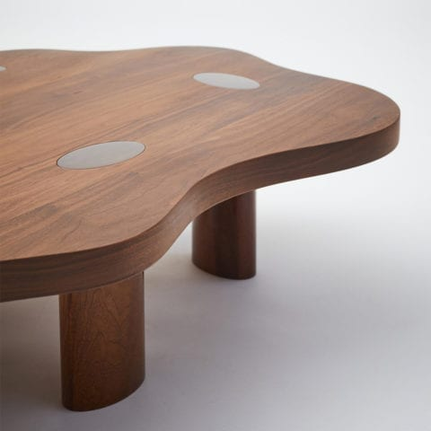 The Invisible Collection -Louise Liljencrantz's Veermakers Collection - Cloud Coffee Table