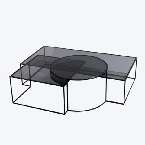 Table Basse Geometrik