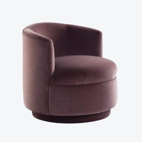 Moreton Swivel Club Chair