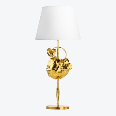 Water Lily Table Lamp