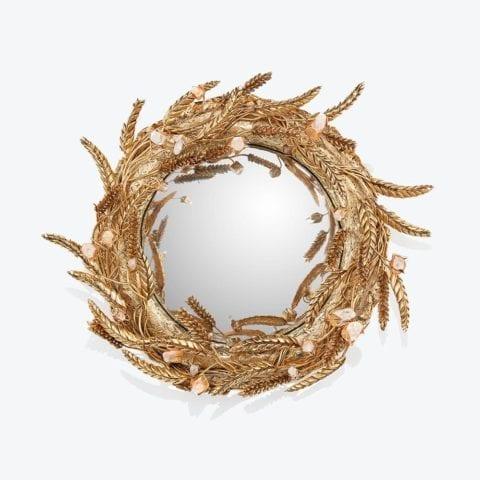 Wheat Heritage Mirror