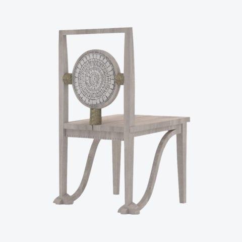 Chaise Piatro Mosaïque 1