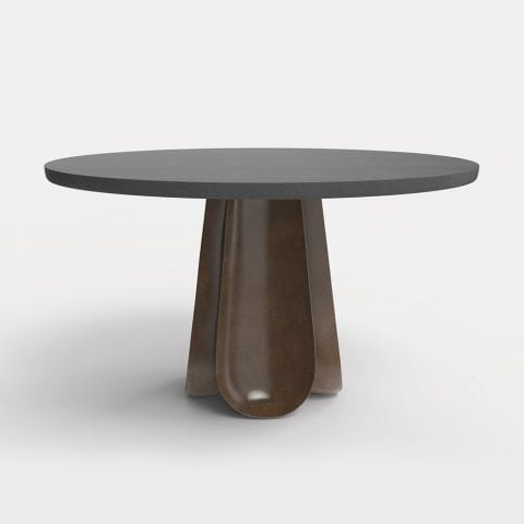 Table Ronde Dress Up Bronze
