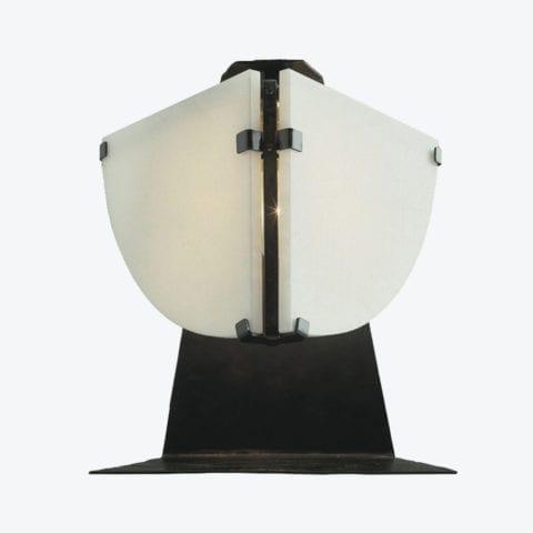 Quart De Rond Lamp