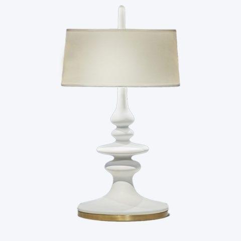 Gala Table Lamp White