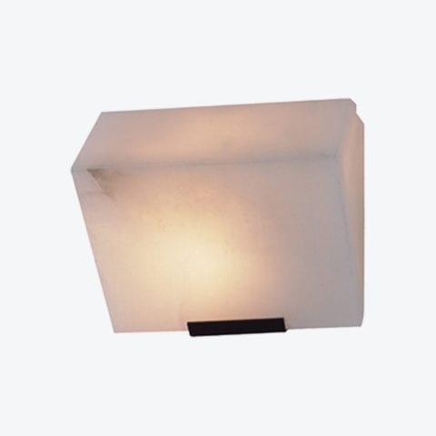 Simple Sloping Block Wall Lamp