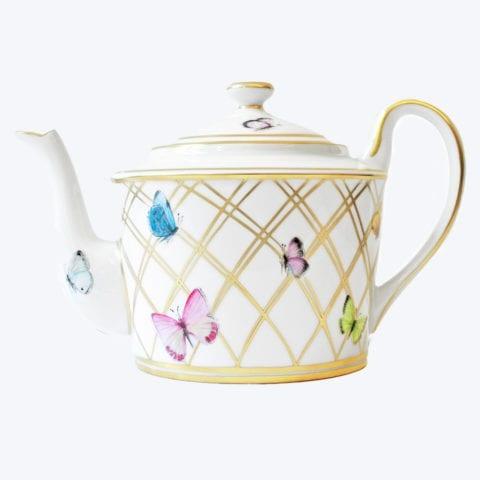 Filet à Papillons – Teapot Set