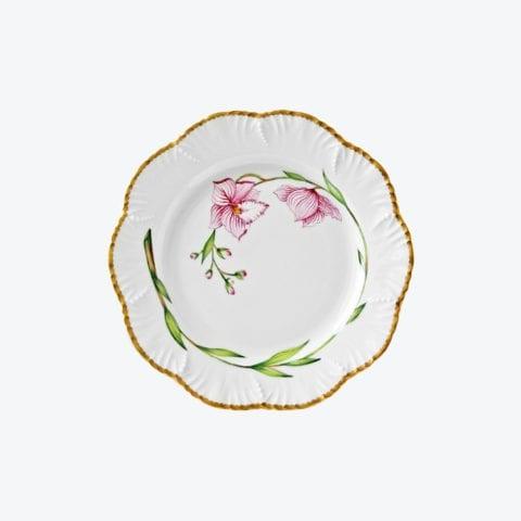Histoires d'Orchidées – Dessert Plate