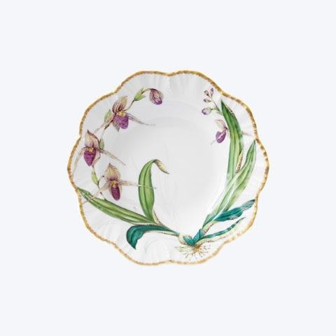 Histoires d'Orchidées – Soup Plate