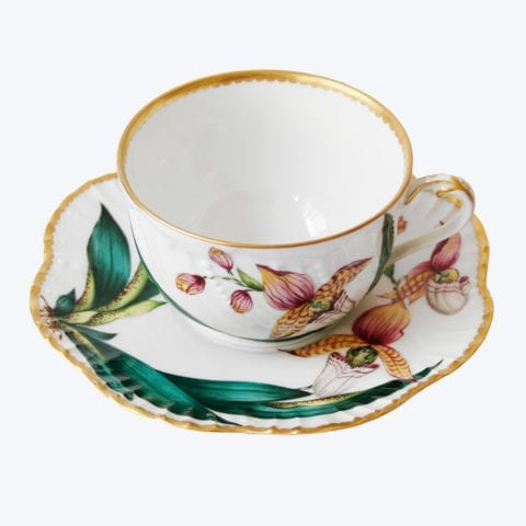 Histoires d'Orchidées – Coffee/Tea Set