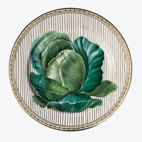 Potager – Set of 6 Buffet Plates