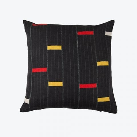 Black Mambo Cushion