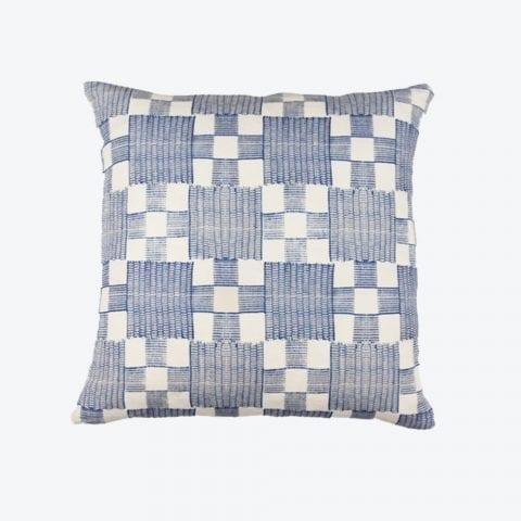 Petrel Blue Cushion