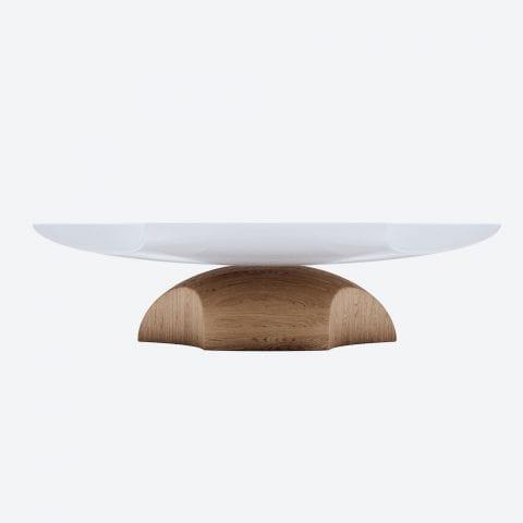 Deepah Oak Low Table