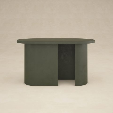 Table D'Appoint Murano Cuir