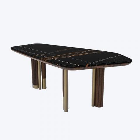 Table Lagoa Sahara Noir