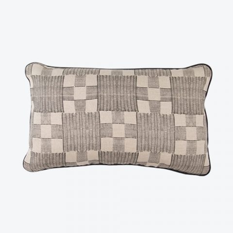 Coussin Petrel Anthracite