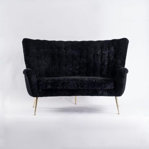 1950 Italian Vintage Sofa