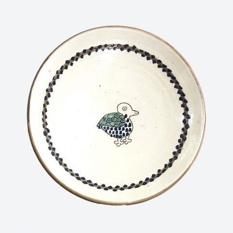 Fayoum Creatures Dessert Plate
