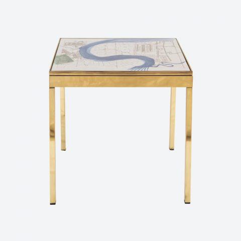 Iris London 7 Bedside Table
