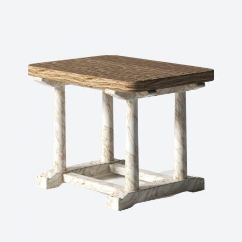 Marble Bighton Side Table