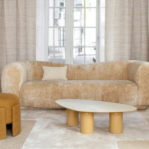 The Panther Sofa by Studioparisien – Limited Edition